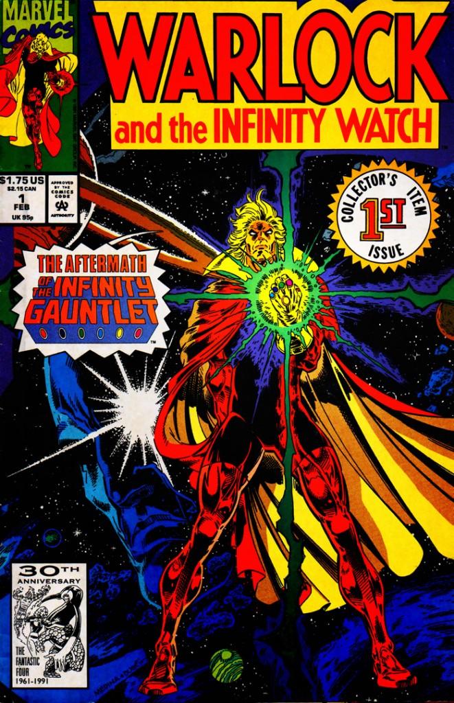 warlock infinity watch 1