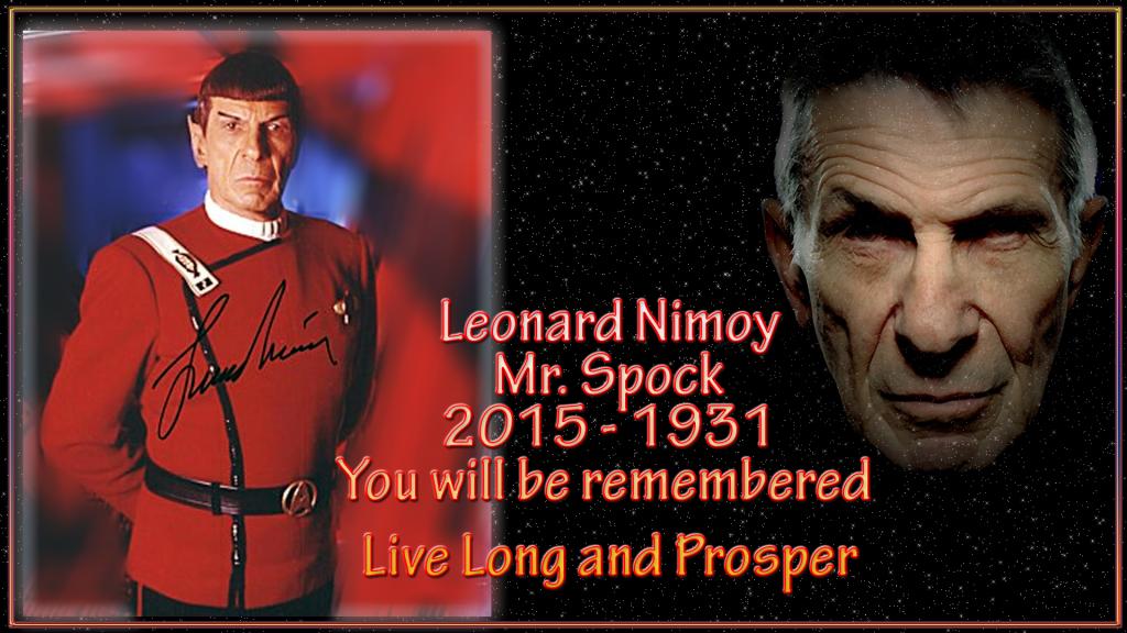 LLAP Nimoy 2015